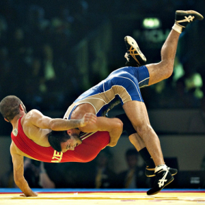 An open Republican freestyle wrestling tournament