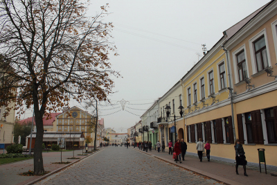 5,000th visa-free tourists to visit Grodno next week