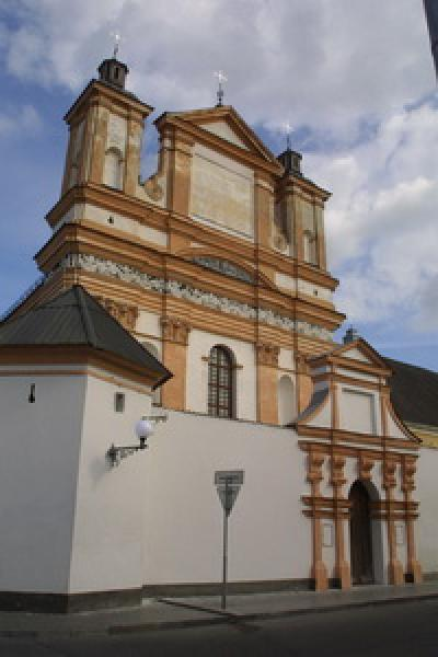 St. Brigit's Church and the Monastery (XVIII)