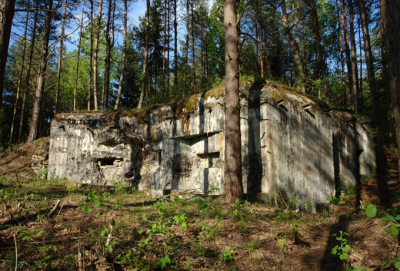 68th Grodno fortification site
