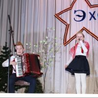 District festival-competition of songs about the great Patriotic war «Ekho voyny»