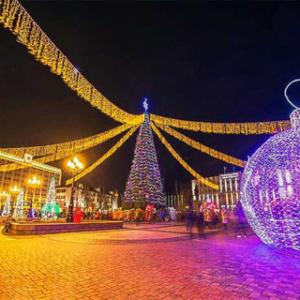 "New Year and Christmas celebrations in the framework of the project ""Weekend activities"""