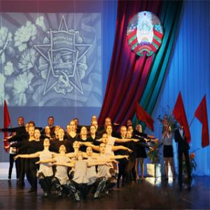 A festive concert dedicated to the 100th anniversary of the Day of the October Revolution