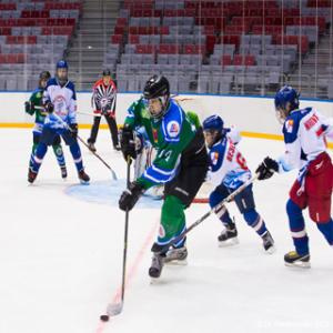 "Ice Hockey Open Christmas Championship of Grodno for prizes of the Center of Physical Culture and Recreation ""Prinemansky"""