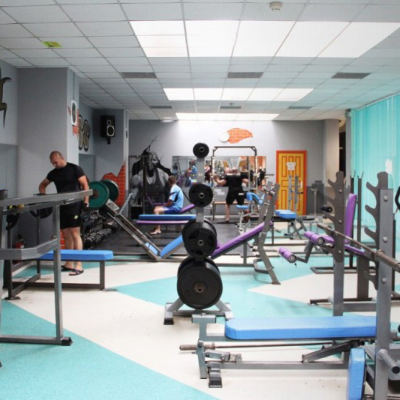 "Gym Fitness Center ""GoldenStepClass"""