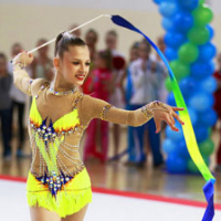Open Championship of Grodno in rhythmic gymnastics