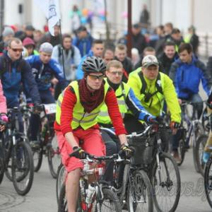 Opening of the bicycle season in Grodno region
