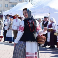 "The regional festival-fair of Handicrafts ""Grodzinska tradici Yes Holy Valkania"""