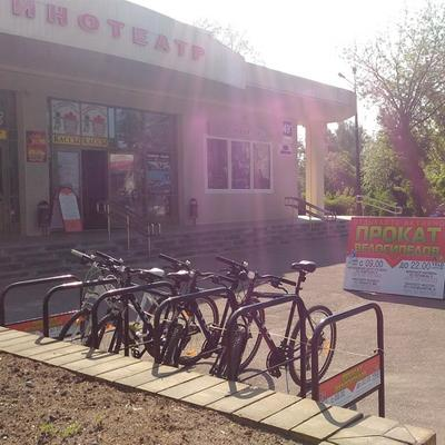A bicycle rental «VeloStart»