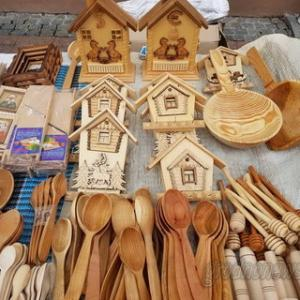 "Exebition-fairs of craftsmen and artists of amateur association ""Garadzenskі Kalaryt"""