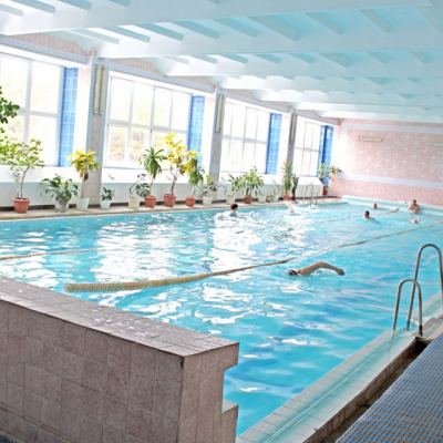 Swimming pool Grodno Khimvolokno