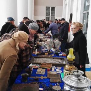 "Exhibitions of collection material and antiques ""Garadzensky Scarabei"""