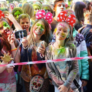 A festival of colors «Color Fest»