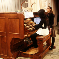 "International Festival of Organ Music  ""European Organs sound in Grodno"""