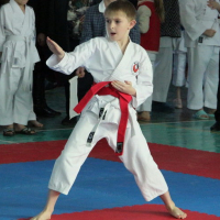 "Open regional competitions in shotokan karate-do ""Winter -2020"" Zelva, Grodno region"