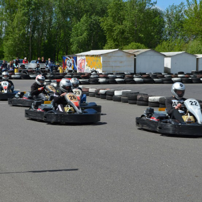 Carting Club Virage