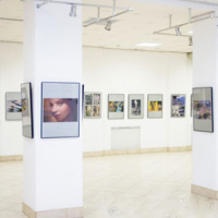 "Exhibitions in the ""Exhibition Hall"""