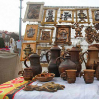 "Exhibitions and fairs  ""Garadzensky Kalarit"""