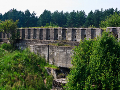 Route № 416 «Grodno Fortress»