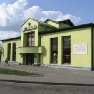 Grodno bus station