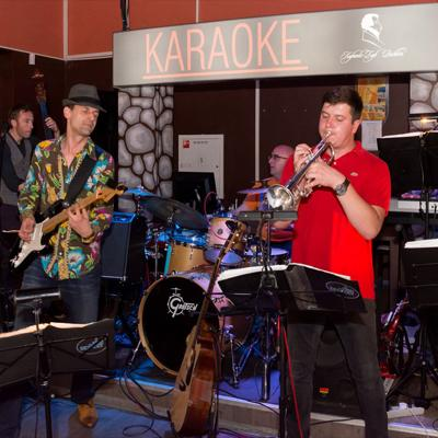 Karaoke-bar «Pushkin»